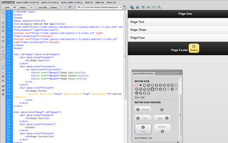 Dreamweaver CS6 Review - Est-ce l'heure de quitter Notepad++ ? | Node.js | Scoop.it