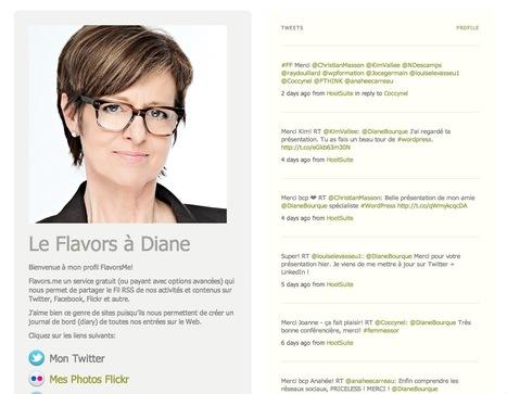 Le Flavors à Diane | Diane sur le Web | Scoop.it