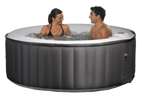 $414.22 Discount on Swim Time Portable Inflatable Spa – Black/Gray (Discontinued by Manufacturer) | Discount Coupons | Scoop.it