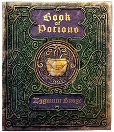 Pottermore Insider: Discover the Book of Potions in the Hogwarts library | Pottermore | Scoop.it