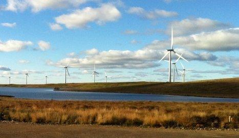 Incroyable ! L'Ecosse a produit plus d'énergie éolienne qu'elle n'en consomme | Collective Intelligence | Scoop.it