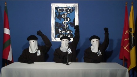 Basque separatist group says it wants definitive end to conflict with ... | Alternative Dispute Resolution, Mediation, and Restorative Justice | Scoop.it