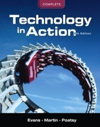 Test Bank For » Test Bank for Technology In Action, 8th Edition: Evans Download | Management Information Systems Test Banks | Scoop.it
