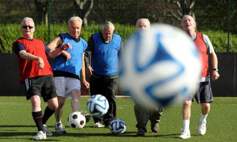 Fife helps pilot mental health and physical activities project - The Courier | Social services news | Scoop.it