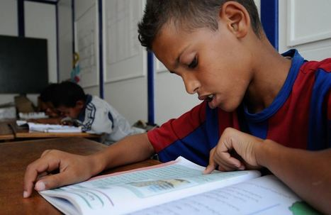 Here's the evidence that low cost reading programs can have a big impact | 21Century Education | Scoop.it