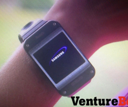 Is this Samsung's Galaxy Gear smartwatch? | Daily Magazine | Scoop.it