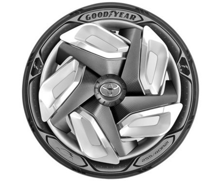 Goodyear's energy-generating tire could charge your electric car | Techno.logical | Scoop.it