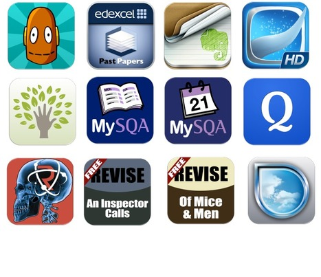 Revision Apps - Smarter Learning | Literacy | Scoop.it