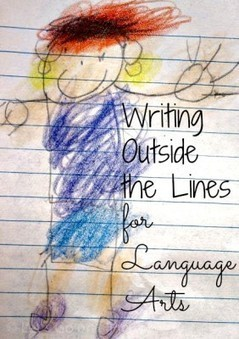 Writing Outside the Lines for Language Arts | Reading For All | Scoop.it