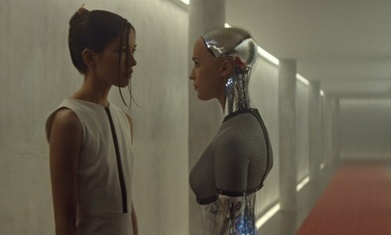 Ex Machina and sci-fi's obsession with sexy female robots - The Guardian | A2 Media Studies | Scoop.it