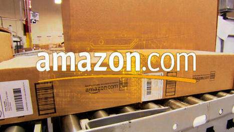 "Amazon files patent for ""anticipatory"" shipping 