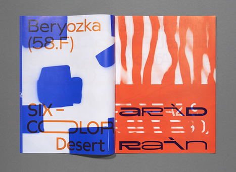 Crisp and vibrant design work from ECAL graduate Clement Rouzaud | What's new in Visual Communication? | Scoop.it
