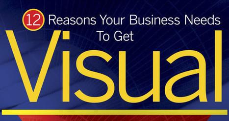 12 Reasons Your Business Needs to Get Visual [Infographic] | digital marketing strategy | Scoop.it