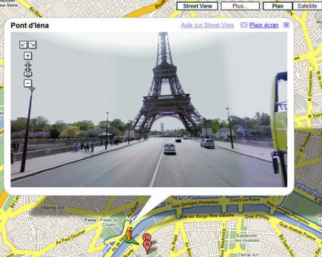 [IL Y A 3 ANS] Les caméras Street View de Google s'invitent dans le Bordelais ! | Clic France | Scoop.it