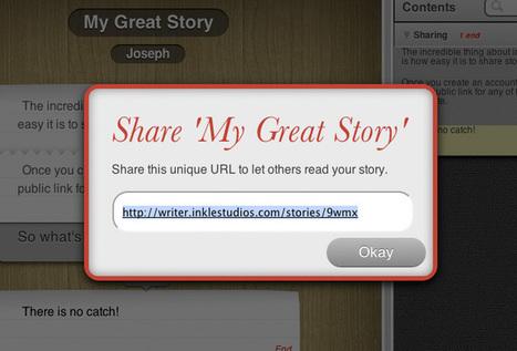 inkle » inklewriter | Comic Maker, Animated Video Maker, & Storybook Sites | Scoop.it