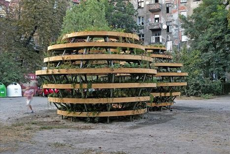 Adam Kalinowski : The Infinite Green | Art Installations, Sculpture, Contemporary Art | Scoop.it