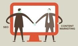 Content Marketing vs. SEO | (Web & Inbound & Content) Marketing | Scoop.it