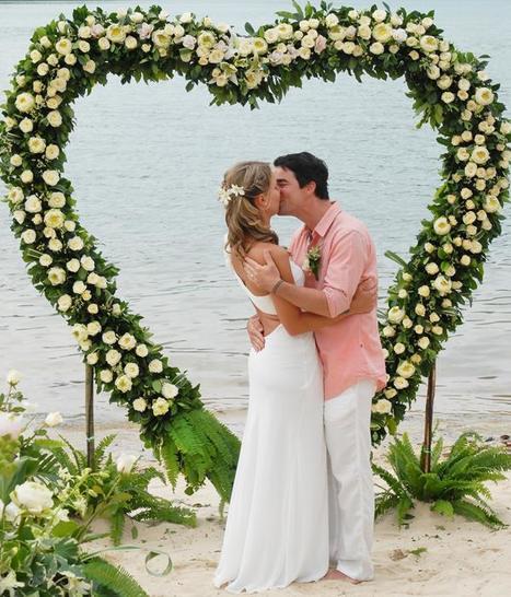 Koh Phangan wedding...Melanie & Steffen...13082013 | Facebook | Wedding in Thailand | Scoop.it