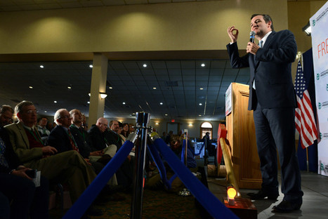 Ted Cruz Confronts the Israel Haters | News from around the Globe | Scoop.it
