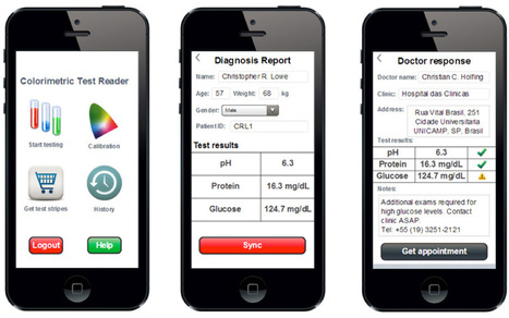 A DIY medical diagnosis app | KurzweilAI | Salud Publica | Scoop.it