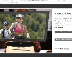 Tesco to trial augmented reality in-store - Retail Gazette   augmented reality examples   Scoop.it