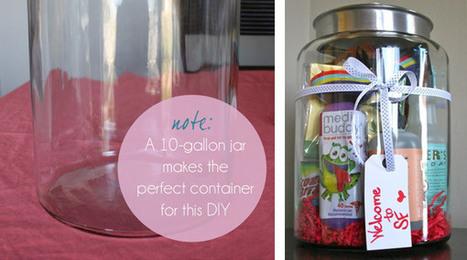 10 DIY Mason Jar Christmas Gift Craft Ideas & Tutorials | #thingsilove @dealiciousitalian.com | Scoop.it