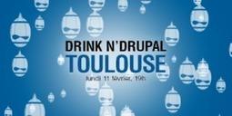 Drink and Drupal Toulouse le 11 février 2013 dès 19H00 à La Cantine Toulouse | La Cantine Toulouse | Scoop.it