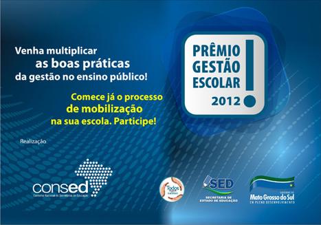 Premio Gestão Escolar | Avaliação Institucional - Prêmio Gestão Escolar | Scoop.it