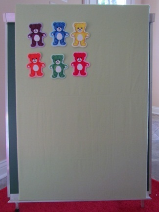 DIY: Make your own flannel board for preschool   Literacia no Jardim de Infância   Scoop.it