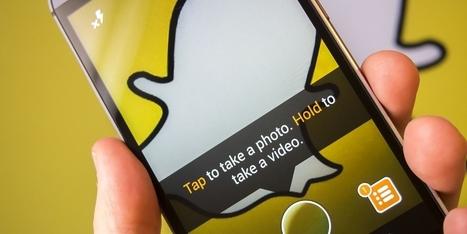 Quelle stratégie de communication sur Snapchat? - Social marketing | CCI du Tarn | Scoop.it