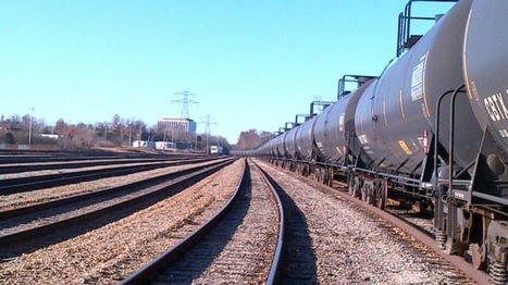 Oil companies would rather let trains explode than cooperate with feds | sustainablity | Scoop.it