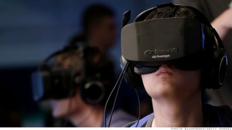 Virtual reality: It's not just for video games | 3D Virtual-Real Worlds: Ed Tech | Scoop.it