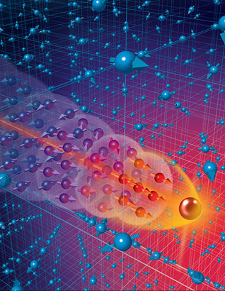 Electrons in certain solids behave 1000 times more massive than free electrons - key to superconductivity? | Amazing Science | Scoop.it