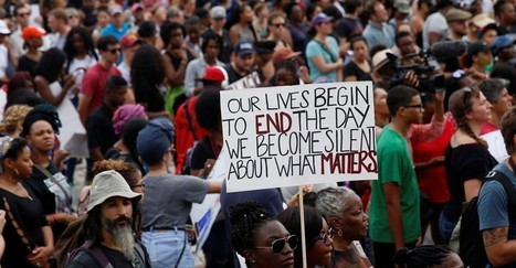 The Challenges of Teaching Students About Black Lives Matter | Social Studies Education | Scoop.it