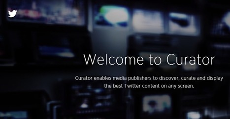 Twitter lance Curator pour faire de la curation en temps réel - #Arobasenet.com | my web toolbox | Scoop.it