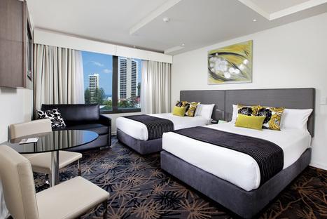 Superior Room   watermarkhotelgoldcoast   Scoop.it