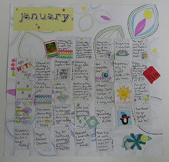 Calendar Journaling January « Bayside Research Services | Journal For You! | Scoop.it