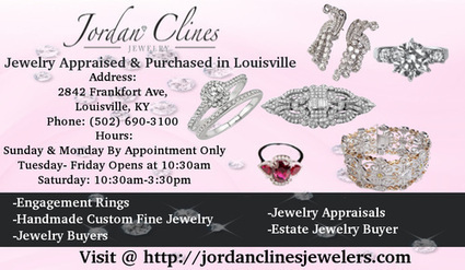 Jewelry Appraised  and Purchased in Louisville   Jewelry Appraised & Purchased Louisville   Scoop.it