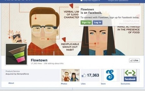 4 Ways to Make Timeline Work For Your Business / Flowtown (@flowtown) | Tout sur Timeline Facebook | Scoop.it