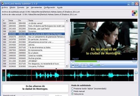 Herramientas para subtítulos - Neoteo | Herramientas TIC | Scoop.it