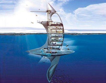 SeaOrbiter, el primer barco vertical del mundo comenzará a ser construido este año   VI Tech Review (VITR)   Scoop.it