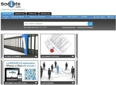 2 sites pour vérifier si un nom d'entreprise ou de marque existe déjà + conseils aux createurs | Télétravail et gestion d'entreprise | Scoop.it