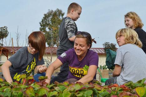 Gardener brings hometown investment to national school-food program | School Food News | Scoop.it