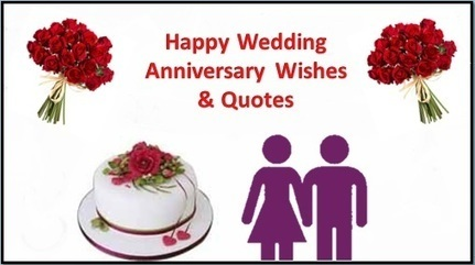 Beautiful Happy Wedding Anniversary Wishes, Quotes and Messages | Baby Shower Messages | Scoop.it