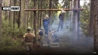 Fort Russ: Ukrainian militants executed a Novorossia militia man and his pregnant wife (video 18+)   Global politics   Scoop.it