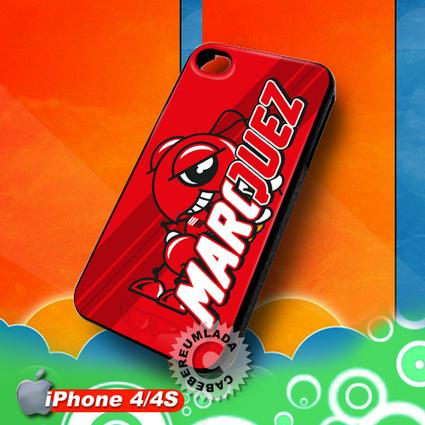Marc Marquez iPhone 4 4S Case for sale | Customizable Smart Phone Cases | Scoop.it