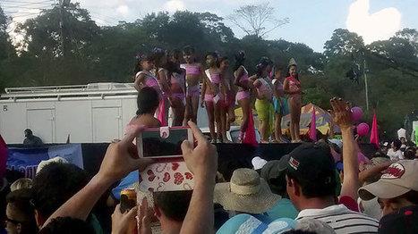 Le concours Miss String choque la Colombie: des fillettes de 8 ans défilent en petite tenue | Des femmes à notre image | Scoop.it