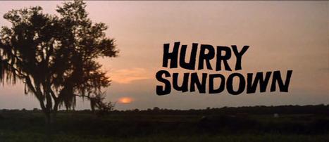 Hurry Sundown | World Spirituality and Religion | Scoop.it
