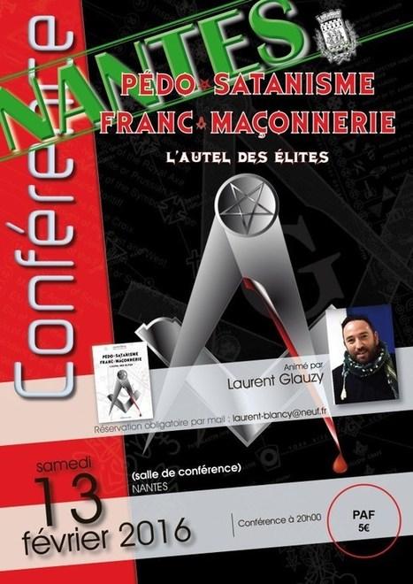 Nantes : conférence de Laurent Glauzy le 13 février | Toute l'actus | Scoop.it