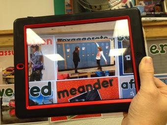 Teachers Use Tech: How to Make an Augmented Reality Word Wall with Aurasma | Dittatica e tecnologia | Scoop.it
